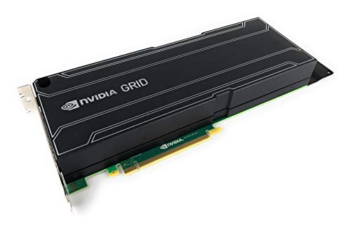 Price comparison product image NVIDIA Grid K1 Graphics Card - 4 GPUs - Grid K1 - 16 GB