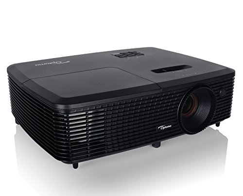Optoma X341 3300 Lumens XGA 3D DLP Projector with Superior Lamp Life and HDMI