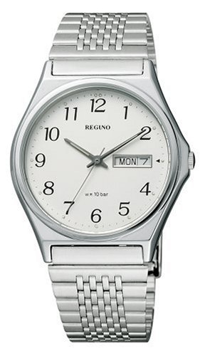[シチズン]CITIZEN 腕時計 REGUNO レグノ クォーツ スタンダードモデル RS25-0201G メンズ B000GID4AO