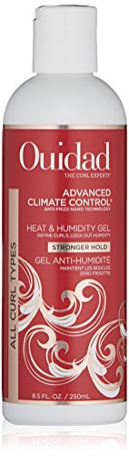 - OUIDAD Advanced Climate Control Heat & Humidity Stronger Hold Gel, 8.5 Fl Oz