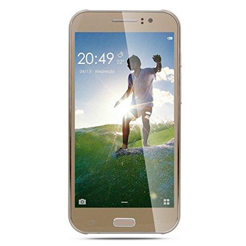 "Unlocked Anroid 5.1 Cell Phones TSJYING 5.0"" MTK6580 Quad Co"