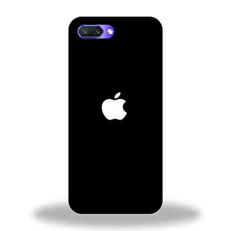 separation shoes 48671 9c193 Luxocase Oppo A3s Apple Looking Back Case Cover Stylish: Amazon.in ...