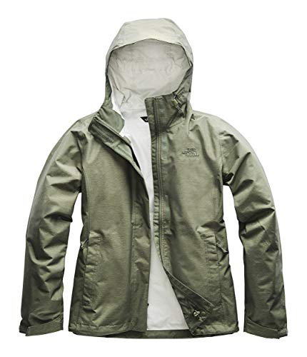 The North Face Women's Venture 2 Jacket Four Leaf Clover Heather -