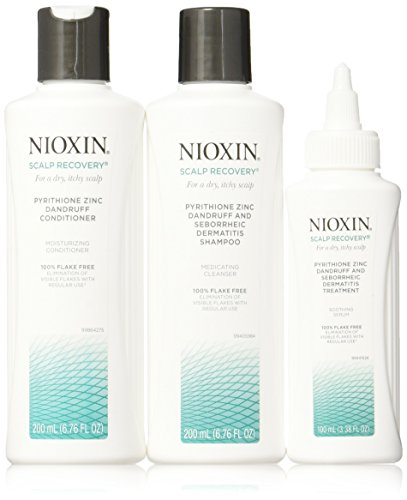 Nioxin Scalp Recovery System Kit for a dry, itchy scalp