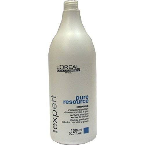 L'oreal Serie Expert - Sebo Control Purifying Shampoo for oily hair - 50.7 oz - professional size