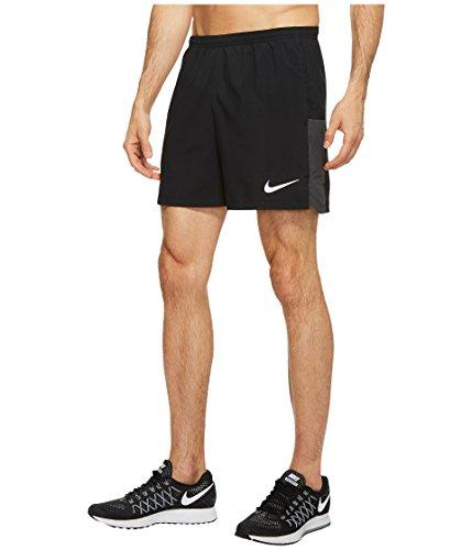 Nike Men's Flex Running Short Black/Anthracite Size Medium