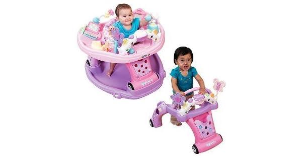 Amazon.com: Kolcraft Baby Sit & Paso 2-en-1 Centro de ...