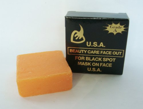 K-BROTHERS Original USA Beauty Care Face Out For Black Spot Whitening Soap...