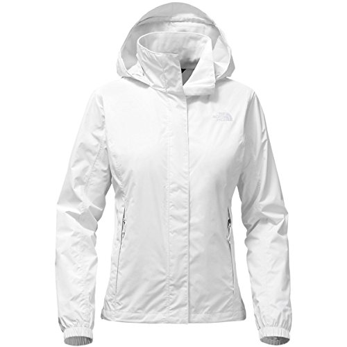 The North Face Women's Resolve 2 Jacket Tnf White (Prior Season) Outerwear by The North Face