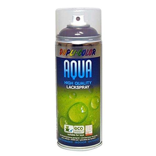 Duplicolor 252525 Spray Aqua, Color Marrón Chocolate Brillante, 350 ml Motip-Dupli GmbH B007TVWQ7S
