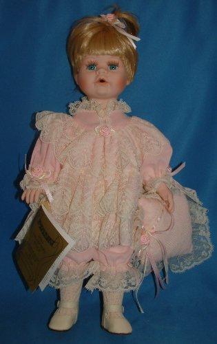Seymour Mann Porcelain Doll -Sandy