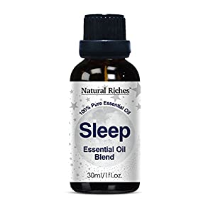 41%2BlULC6bRL. SS300  - Aromatherapy Good Night Sleep Calming Blend Essential Oils -30ml 100% Pure and Natural Therapeutic Grade for Natural Sleep Aid, Relaxation, Stress, Anxiety Relief, Boost Mood and Helps Depression