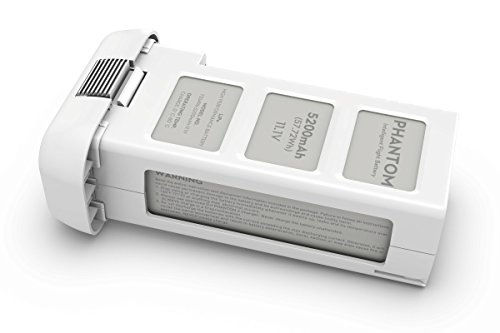 DJI Battery for Phantom 2 and Phantom 2 Vision (White)