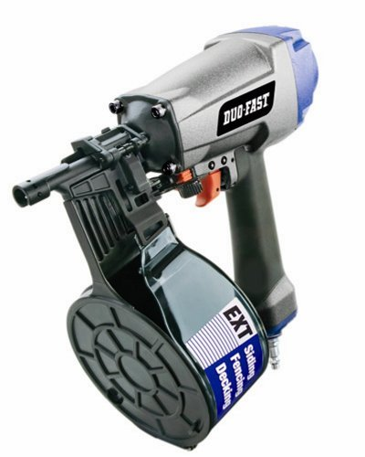 Duo Fast DF225C 0 Degree Coil Siding Nailer (Certified Refurbished)