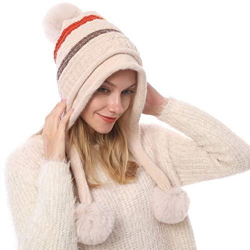 Palarn Newsboy Caps Bomber Cowboy Hats Berets Women Keep Warm Winter Casual Knitted Hat Wool Hemming Hat Ski Hat