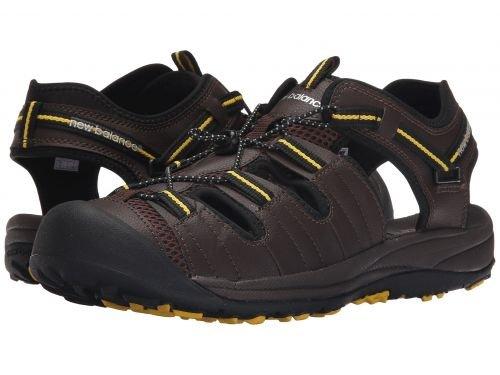 人生を作る予備先住民New Balance(ニューバランス) メンズ 男性用 シューズ 靴 サンダル フラット Appalachian Sandal - Brown [並行輸入品]
