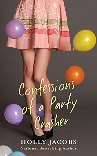 Readers of Helen Fielding and Sophie Kinsella will love this zany romantic comedy about coming home…and party crashing.Confessions Of A Party Crasher by Holly Jacobs