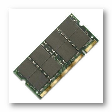 Memory Upgrade 512MB DDR266 (PC2100) SODIMM ( KTA-PBG4266/512-AA ) (Pin Ddr266 200 Sodimm Memory)