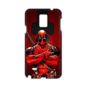 Angl 3D Case Cover Deadpool Phone Case for Samsung Galaxy Note4