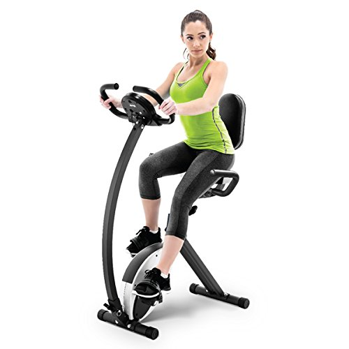 Marcy Foldable Exercise Bike, 250 to 300 pounds, NS-653 Product Marcy