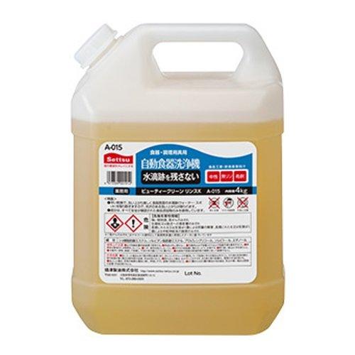 【ケース販売】摂津製油 ビューティークリーン リンスK 4㎏×2個 B07BF9CQTS