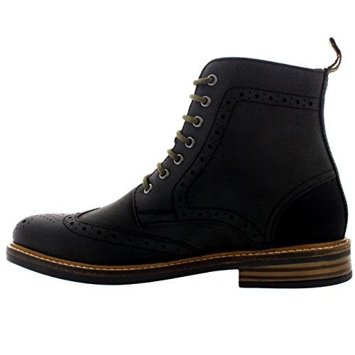 Barbour Barbour Belsey Brogue Brogue Boots Boots Tan Belsey qzaqHrx