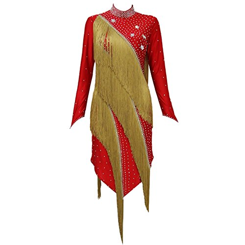 DreamDanceShoes Women latin dancesport (Dancesport Latin Costumes)