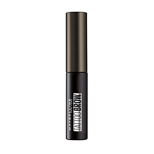 Maybelline New York Tattoo Brow Tint   Dark Brown 4.9ml by Maybelline New York