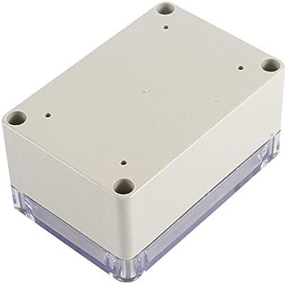 Caja de conexiones - SODIAL(R) Caja de proyecto electronico de ...