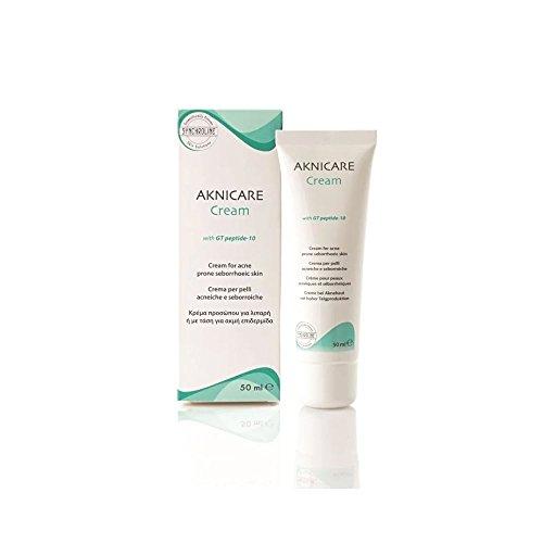 (Aknicare Cream 50Ml. Active Moisture Replenisher For Oily Skin & Acne)