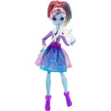 Monster High Dolls For Sale Cheap - MONSTER HIGH DVD THEME DOLL EXTENSION ABBEY