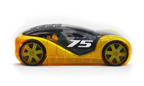 (Worx Toys Speedster Race Car- Colors May Vary)