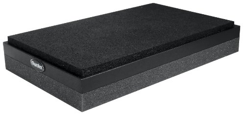 [Auralex Acoustics ProPAD Studio Monitor Acoustic Isolation Pads, 1 Set] (Acoustic Monitor)