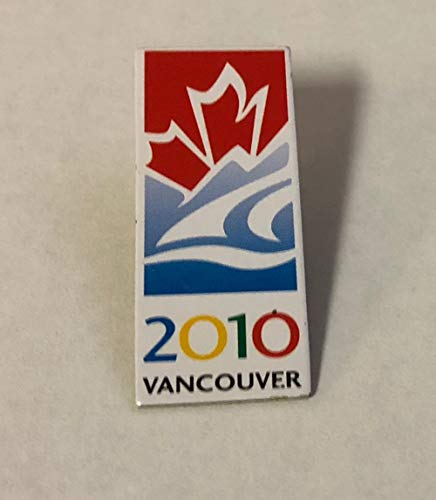 2010 Vancouver Olympic Pin -