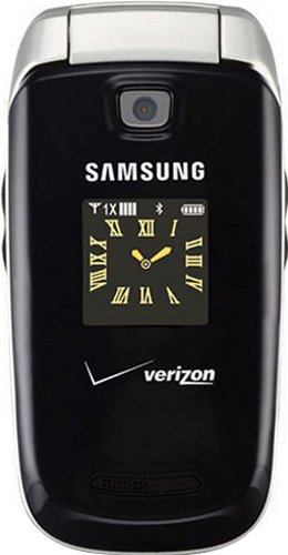 (Samsung U430 Phone, Black (Verizon Wireless) )