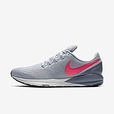 the best attitude de601 2ad65 Nike NIKE AIR ZOOM STRUCTURE 22, Men's Running Shoes, Blue ...