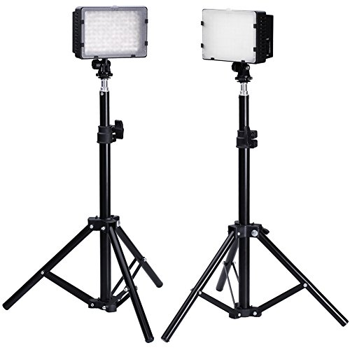 Neewer Photography Lighting including Camcorder