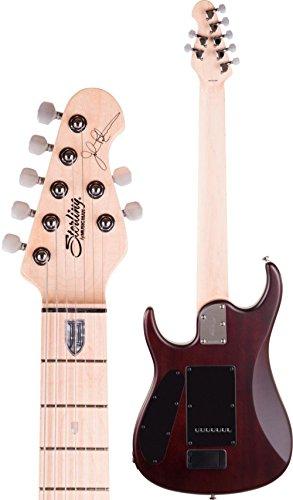 Sterling By MusicMan JP157-SHB John Petrucci Signature Guitar, Sahara Burst