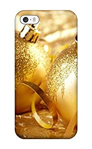 Iphone Case - Tpu Case Protective For Iphone 5/5s- Christmas 46