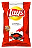 Lay's Sriracha Flavored Potato Chips