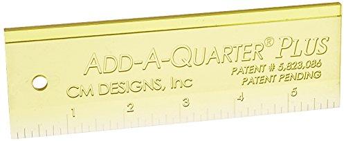 Quarter Ruler - CM Designs Ruler 6
