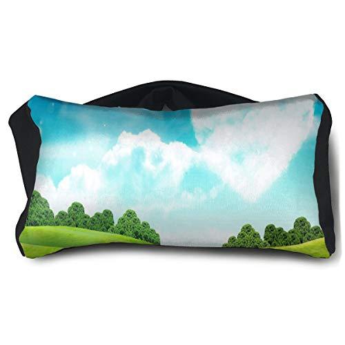 Eye Pillow Spring In Netherlands Marvellous Eye Bag Mask Unisex Portable Blindfold Sleeping Protection -