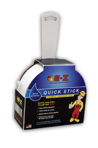 e-z-taping-system-98250-250-feet-x-189-inch-quick-stick-drywall-finishing-tape-1-pack