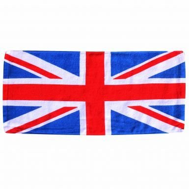 Union Jack Bar Towel for the Home or Pub (100% -