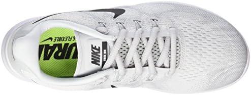 (8.5 B(M) US, White) - Nike Women's Free Rn 2017 Running Shoe