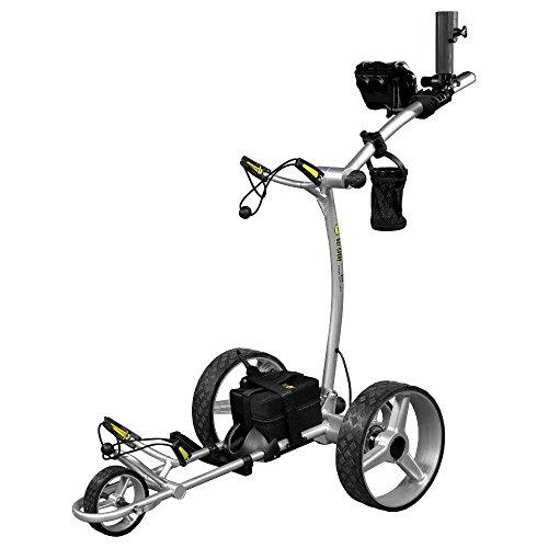 Bat-Caddy X4R Lithium Electric Golf Cart Bat Caddy