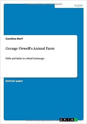 Book George Orwell's Animal Farm by Caroline Korf (2008-06-19)