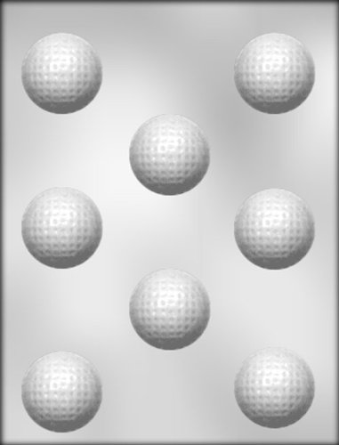 Golf Ball Candy Mold - CK Products 1-5/8