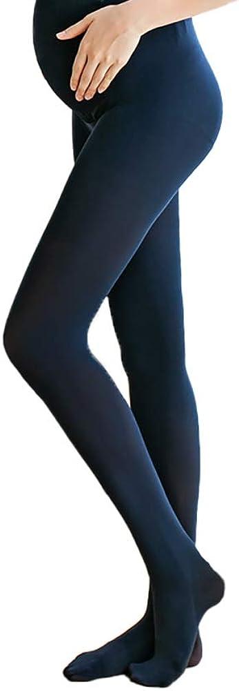WAYERMART Donna Collant e Calze la Gravidanza Premaman Opache Maternity Tights Leggings 280D