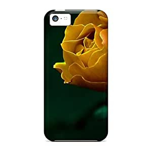 Premium Durable The Last Rose Fashion Iphone 5c Protective Cases Covers